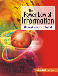 The Power Law of Information by Srinath Srinivasa image