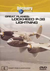Great Planes: Lockheed P-38 Lightning on DVD
