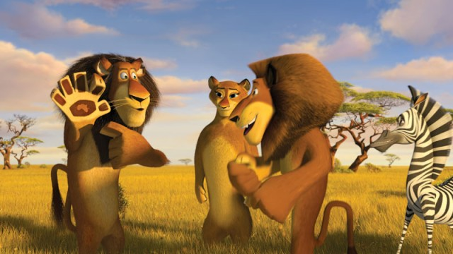 Madagascar: Escape 2 Africa for Wii image