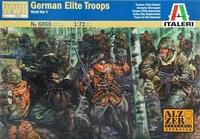 Italeri German Elite Troops (WWII) 1:72 Model Kit