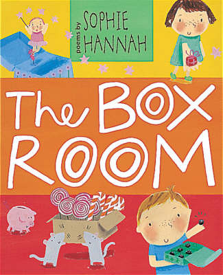The Box Room by Sophie Hannah