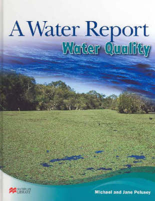 Water Report Water Quality Macmillan Library by Michael Pelusey