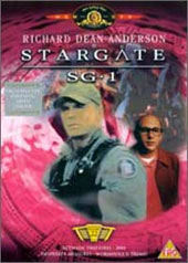 Stargate SG-1 - Season 5 Volume 3 on DVD