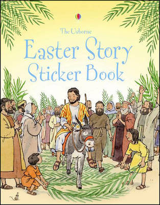 Easter Story Sticker Book by Heather Amery