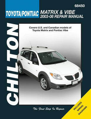 Toyota/Pontiac Matrix & Vibe 2003-08 by Haynes Publishing image