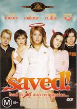 Saved! on DVD