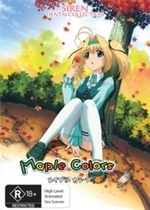 Maple Colors (Hentai Collection) on DVD