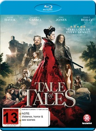Tale of Tales on Blu-ray