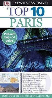 Top 10 Paris by DK Publishing