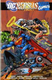 DC Versus Marvel by Peter David image