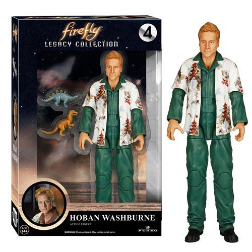 Firefly Hoban Washburne Legacy Collection Action Figure image