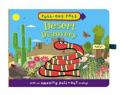 Pull-Out Pals: Desert Discovery