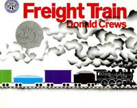 Freight Train by Donald Crews image