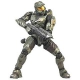 """Halo 3 Series 1 5"""" Action Figure - Master Chief"""