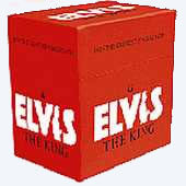 The King boxset by Elvis Presley