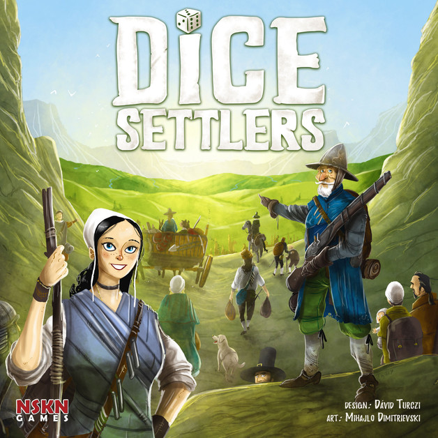 Dice Settlers - Dice Game