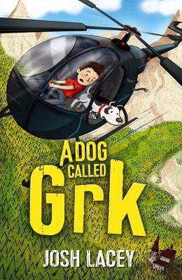 A Dog Called Grk by Josh Lacey image