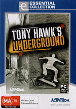 Tony Hawk's Underground for PC Games