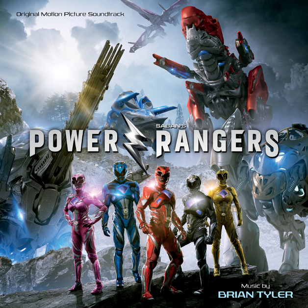 Power Rangers - Original Motion Picture Soundtrack by Brian Tyler