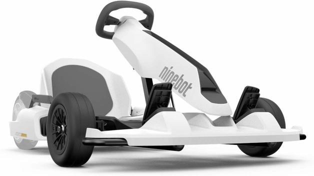 Segway 2 in 1 Ninebot Go Karting Go kart Kit with Mini Pro Bundle Kit