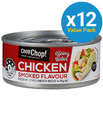 Chop Chop: Chicken Chunks - Smoked Flavour 160g (12 Pack)