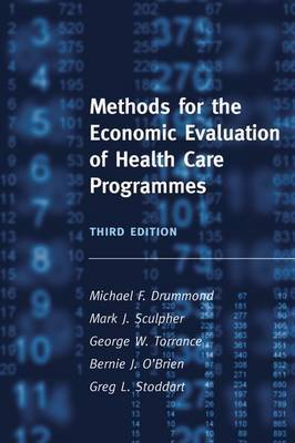 Methods for the Economic Evaluation of Health Care Programmes by Michael F. Drummond image