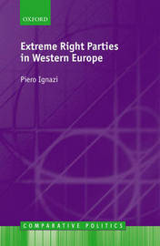 Extreme Right Parties in Western Europe by Piero Ignazi image