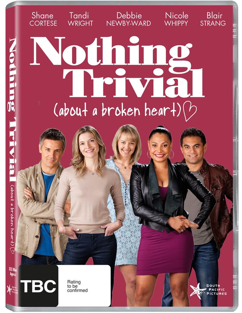Nothing Trivial - Season 1 on DVD image
