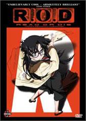 R.O.D OVA - Read or Die on DVD