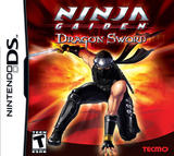 Ninja Gaiden: Dragon Sword for Nintendo DS