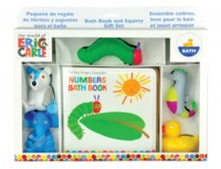 The Hungry Caterpillar - Bath Gift Set