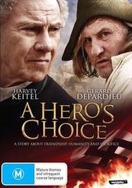 A Hero's Choice on DVD