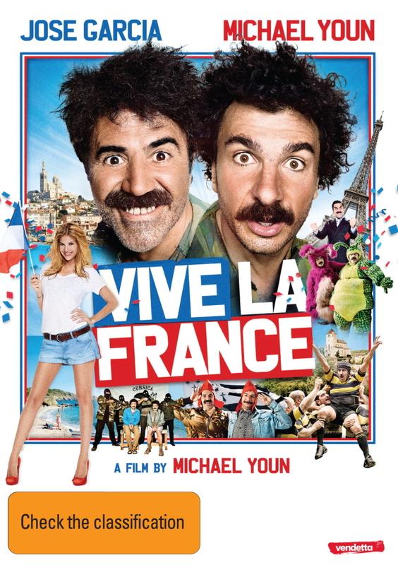 Vive la France on DVD