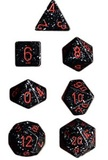 Chessex - Polyhedral Dice Set - Space Speckled
