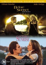 Before Sunrise / Before Sunset - Double Feature (2 Disc Set) on DVD