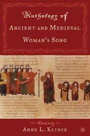 Anthology of Ancient Medival Woman's Song image