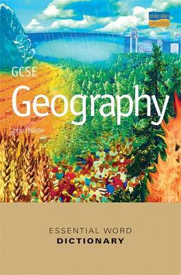 GCSE Geography Essential Word Dictionary image