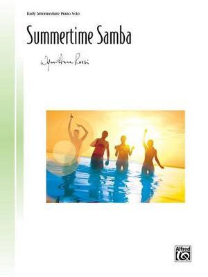 Summertime Samba by Wynn-Anne Rossi image