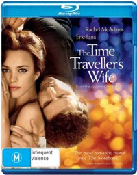 The Time Traveler's Wife on Blu-ray