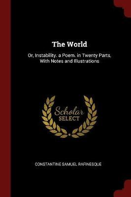 The World by Constantine Samuel Rafinesque