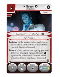 Star Wars: Imperial Assault: Thrawn - Villain Pack image