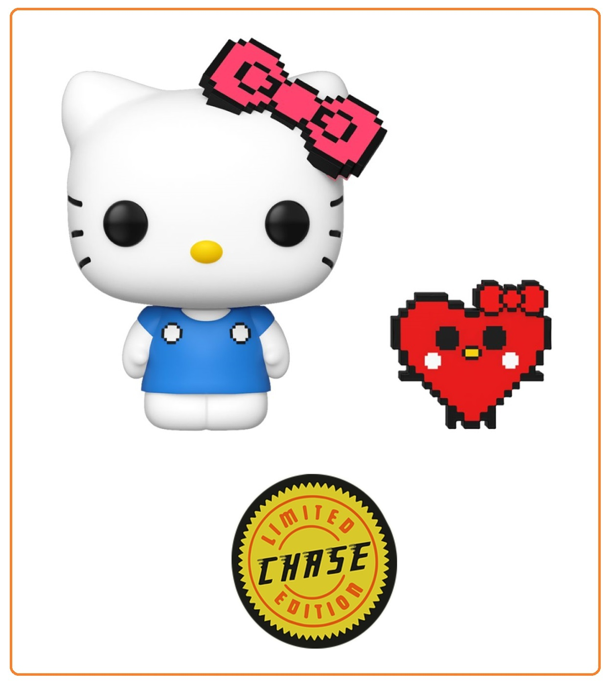 Sanrio: Hello Kitty (Anniversary) - Pop! Vinyl Figure (with a chance for a Chase version!) image