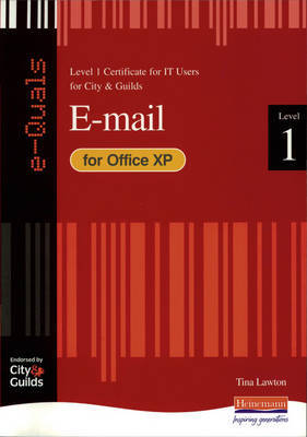 e-Quals Level 1 Office XP E-mail by Tina Lawton image