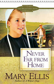 Never Far from Home by Mary Ellis image