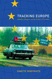 Tracking Europe by Ginette Verstraete image