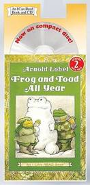 Frog and Toad All Year Around by Arnold Lobel