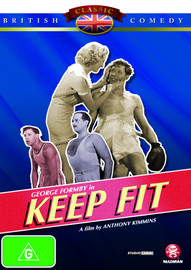 Keep Fit (Classic British Comedy) on DVD