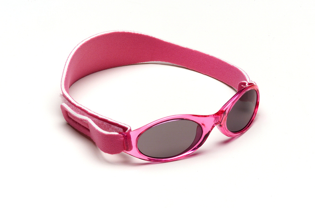 Adventure Baby Banz Sunglasses (Pink)