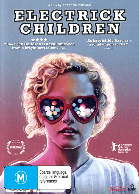 Electrick Children on DVD