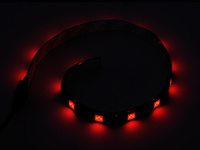 SilverStone LS01 Flexible LED Strip Light (Red)